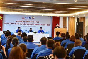 SCB tổ chức Đại hội Đoàn TNCS, nhiệm kỳ 2018-2023