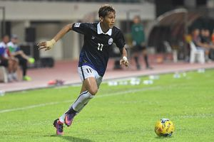 'Messi Campuchia' giận dỗi, bóng gió chia tay đội tuyển quốc gia