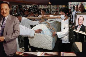 Jack Ma, Trương Kỷ Trung đưa tang nhà văn Kim Dung