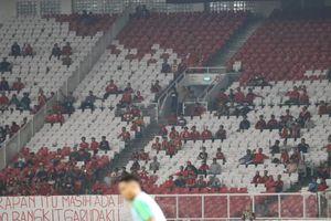 Người dân Indonesia thờ ơ, bỏ mặc trận đấu của đội tuyển