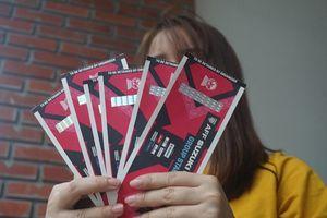 Sẽ có 25.000 vé bán online nếu Việt Nam vào bán kết AFF Cup 2018