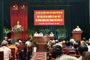 Cử tri quận Hoàng Mai kiến nghị nhiều vấn đề dân sinh