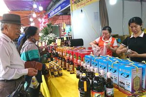Tuần lễ Văn hóa du lịch làng nghề lụa Vạn Phúc đón lượng lớn doanh nghiệp và hộ kinh doanh