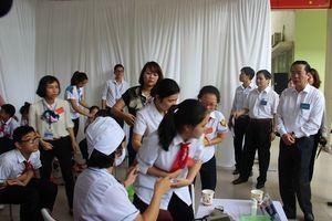 Quận Nam Từ Liêm diễn tập xử lý ngộ độc thực phẩm
