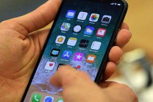 Apple thay mới màn hình miễn phí cho iPhone X gặp trục trặc