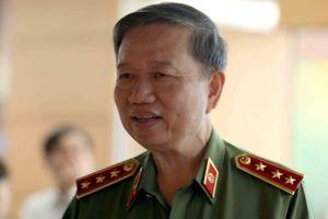 Bộ trưởng Tô Lâm và tướng Công an nói gì về đề xuất 'tù tại gia'?