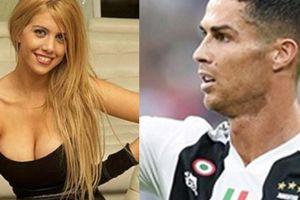 Người đẹp chuyên 'đá xoáy' Ronaldo hóa ra rất bạo miệng về tình ái