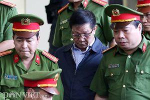 Cựu tướng Vĩnh khai nhận bao nhiêu tiền của 'trùm' Nguyễn Văn Dương?