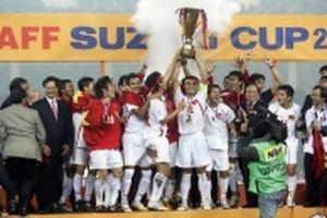 Việt Nam trong tốp các đội bóng thành công nhất AFF Cup