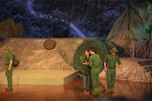 'Đứa con của đồng đội' khắc họa sinh động hình ảnh chiến sĩ Quân đội nhân dân Việt Nam
