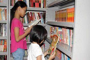 Thư viện Làng Sen