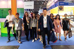 Dự hội chợ kết hợp du lịch Hồng Kông, nhận tài trợ miễn phí