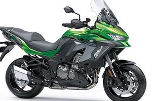 'Xế nổ' Kawasaki Versys 1000 2019 được nâng cấp những gì?
