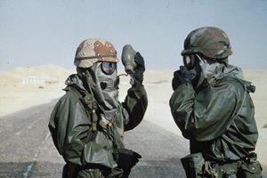 Hình ảnh hiếm có về Quân đội Anh trong chiến dịch Bão Táp Sa Mạc