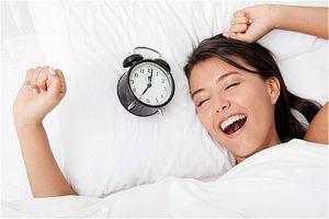 3 mốc thời gian 'vàng' trong ngày giúp duy trì sức khỏe