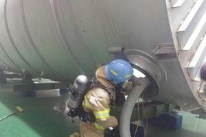 Vụ nổ nhà máy tại Hàn Quốc: 2 lao động Việt bị thương được đưa về Seoul chữa trị