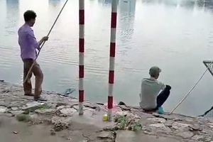 Kinh doanh, thả cá trái phép tại hồ Hoàng Cầu: Xuất hiện 'ban quản lý' tự phong