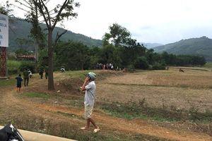 Điều tra vụ thi thể nam thanh niên nổi dưới suối ở Thanh Hóa