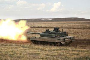 Thổ Nhĩ Kỳ ký thỏa thuận sản xuất 250 xe tăng Altay