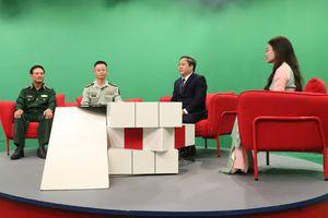 Phát triển quan hệ hữu nghị giữa quân, dân hai bên biên giới ngày càng bền chặt