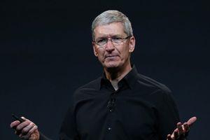 Cổ phiếu Apple lại lao dốc vì dự báo bán iPhone yếu