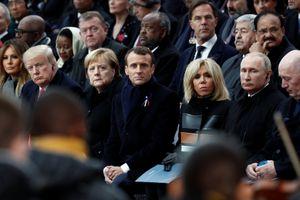 Tổng thống Mỹ, Nga đối thoại tại Pháp