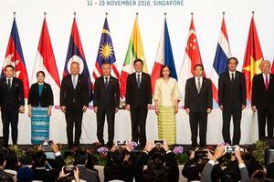 Thượng đỉnh ASEAN khai mạc tại Singapore