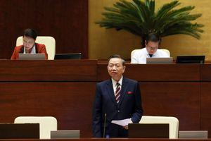Bộ trưởng Bộ Công an: 'Tham nhũng vặt' trong khu vực hành chính, dịch vụ công vẫn diễn ra phức tạp