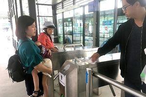 Thí điểm thẻ vé điện tử BRT: Điều tất yếu của thời đại 4.0