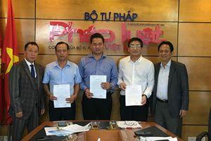 Báo Pháp luật Việt Nam thành lập thêm 3 Văn phòng đại diện