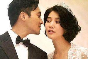 Chuyện tình 25 năm 'không sờn' của tài tử Trương Trí Lâm và vợ hoa hậu