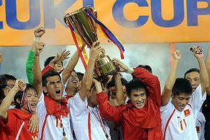 5 đội kiếm nhiều điểm nhất AFF Cup: Tuyển Việt Nam chỉ thua Thái Lan