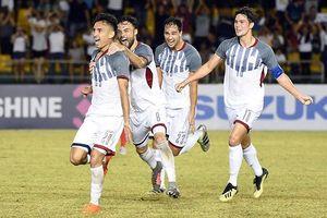 Hạ Singapore, HLV Eriksson ra mắt thành công tại AFF Cup 2018