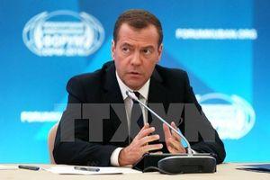 Thủ tướng Nga sắp thăm chính thức Việt Nam