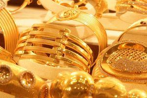 Giá vàng liên tục giảm sâu, rơi xuống mức thấp