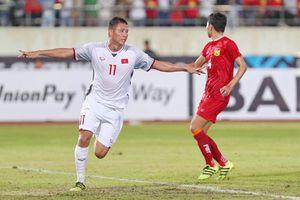 Tiền đạo Anh Đức lọt top 5 cầu thủ ấn tượng nhất AFF Cup 2018