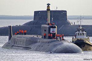 Nga tăng cường sức mạnh hạt nhân, triển khai tàu ngầm mới