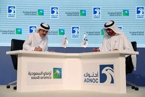 Các đại gia năng lượng Arabia Saudi và UEA bắt tay nhau