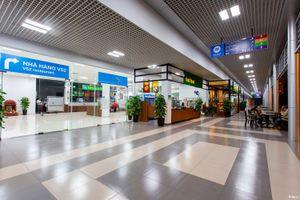 Cận cảnh 'cảng hàng không đường bộ' trên cao tốc Hà Nội - Hải Phòng