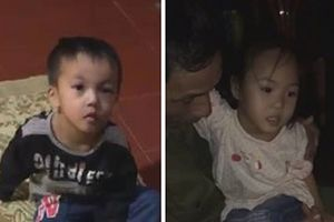 Hải Phòng: Vào thắp hương, mẹ bỏ 2 con nhỏ ở chùa