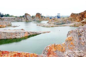Nghệ An quyết định đóng cửa mỏ đá tại khu vực Lèn Chùa