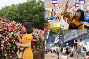 Không chỉ có cảnh đẹp, những trải nghiệm ngọt ngào này sẽ khiến bạn muốn đi Hàn Quốc hơn bao giờ hết