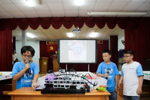 Samsung và Lego Education đồng hành cùng đại diện Việt Nam trên đấu trường Quốc Tế WRO Thái Lan 2018