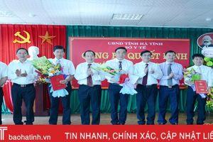Giám đốc Trung tâm CDC Hà Tĩnh: 'Tạo nguồn lực đủ mạnh đáp ứng yêu cầu nhiệm vụ mới'