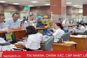 Vietcombank Hà Tĩnh đồng hành thu ngân sách Nhà nước
