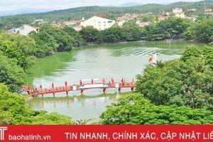 Thị trấn miền núi Hà Tĩnh nỗ lực đạt chuẩn văn minh đô thị