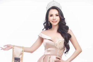 Hoa hậu Châu Ngọc Bích được đề cử tham dự Mrs Universe 2018