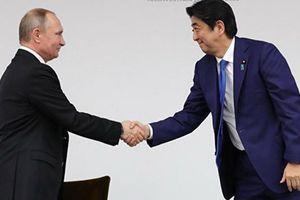 Nga-Nhật Bản sẽ đối thoại về tranh chấp chủ quyền tại Singapore