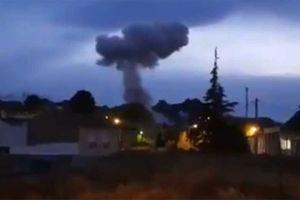 Nổ nhà máy pháo hoa tại Tây Ban Nha, ít nhất 6 người thương vong