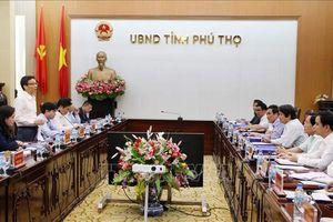 Giao Phú Thọ xây dựng mẫu tượng đài Hùng Vương để thống nhất trong cả nước